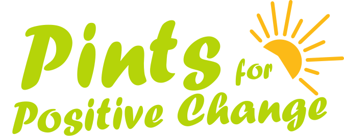 Oracle Pints for Positive Change logo